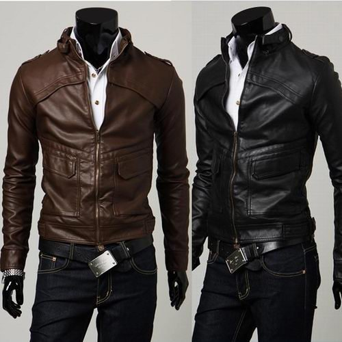 Best selling mens leather jackets