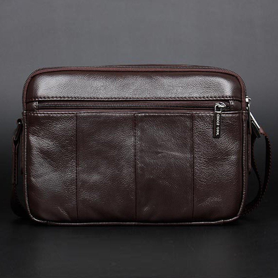 Genuine Leather Men Classical Messenger Bags Fashion Casual Business Shoulder Handbags for man,2015 New Men's Travel Bags Bolsas