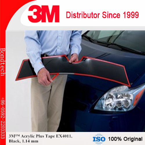 3m Exterior Mounting Tape 4011 Scotch 1 In W X 60 In L