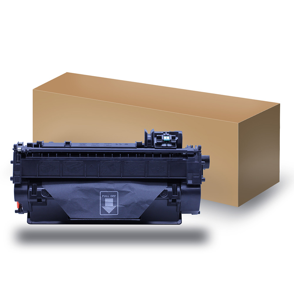 5 stücke toner für hq ce505a hp laserjet drucker p2035 p2035n p2050...
