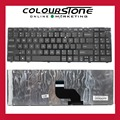 US Laptop keyboard For MSI CR640 CX640 A6400 Black colour laptop keyboard repalcement with frame V128862AS2