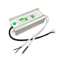Wholesale 80W LED Driver Power Supply 12v 6 6A Waterproof AC110 260V Switch To Power Adapter