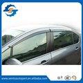 Melhor qualidade 4 Pcs carro janela Visor vento Defletor Sun guarda chuva Defletor para Peugeot 408