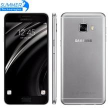 "Original Unlocked Samsung Galaxy C5 Mobile Phone Octa Core 5.2"" 4GB RAM 32GB/64GB ROM LTE 16MP 2600mAh Dual SIM NFC Smartphone"