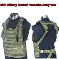 Exército 1000D militar-coletes de combate Real rápido para desgastar TMC MOLLE RRV MOLLE Tactical Exército Colete de Proteção para Airsoft Paintball