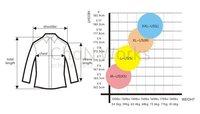 бесплатная доставка высокое качество хлопок мужская новинка тонкий клетчатые рубашки цвет : черный размер : xlxxl мл