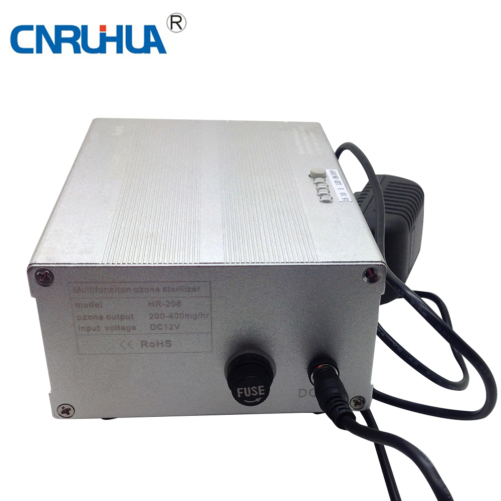 household  ozone generator for water purifier corona discharge household 220v ozone generator fq 301 ozone water treatment 200 300mg h china