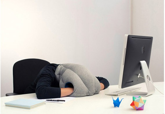 office sleeping pillow. magic pillow neck protecting office guard nap travel sleep bag for snooze pl22116 sleeping a