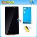 Replacement LCD Display Touch Screen Digitizer Assembly For Sony for Xperia Z2 LCD L50W D6502 D6503 + adhesive + Tools