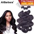 Peruvian Virgin Hair Body Wave 3 pcs lot Grade 10A Unprocessed Virgin Peruvian Hair Peruvian Body Wave Alibarbara hair products