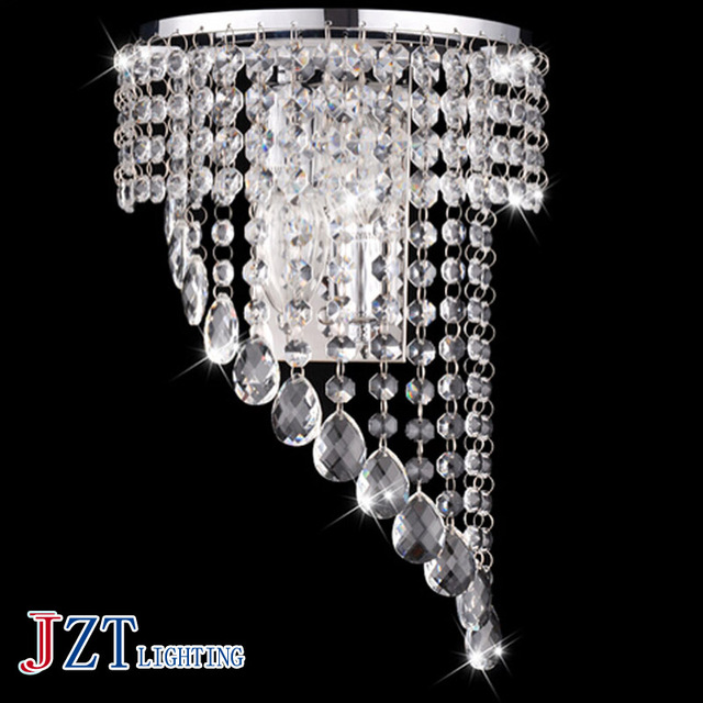 M Best Price Luxury K9 Crystal Wall Lamp Led  Living Room Wall Lamp Modern Bedside Wall Lamp Restaurant Lamp Fashion Wall Lights