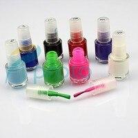 240 бутылки / много для DIY ногтей штамповка печать пигмента специальный лак для ногтей краска для ногтей stamping прямая поставка артикул : c3007x