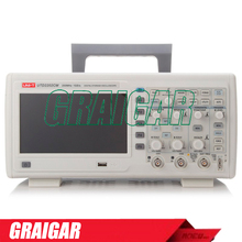 Cheapest prices UNI-T UTD2202CM 200MHz 1GS/s 2Channels Desktop Digital Oscilloscopes