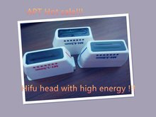 anti-aging HIFU ultrasound transducer hifu head
