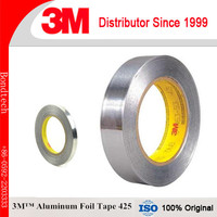 3M 425 Aluminum foil tape, 1 in X 60 YD, Pack of 1