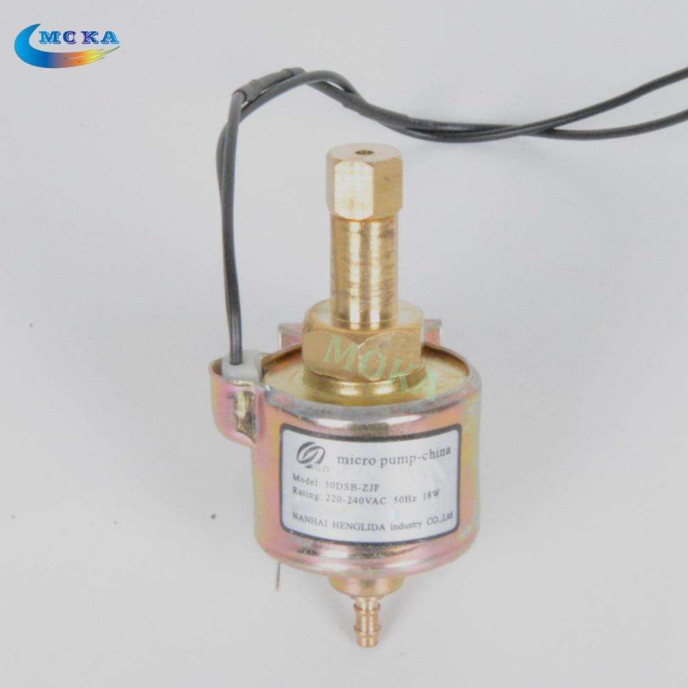 ФОТО Brass oil pump for 400 power pump smoke machine snow machine stage lighting accessories hood SP-12A power 220-240V18W