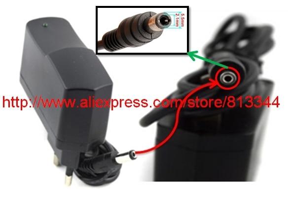 Печать под заказ, 50 шт в наборе, 100 V-240 адаптер конвертер DC 5 V 2A/2000mA Питание штепсельная вилка европейского стандарта AC/DC 5,5 мм x 2,1 мм