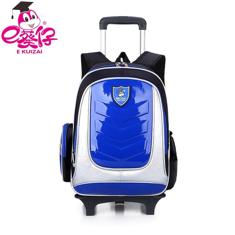 Enfants À Garçons Dos Blue 2 Schobags Sacs blue Tirettes D'école Filles L'eau Haute 1 Sac Imperméable 2 Rouleau Pour Deep deep De Et Qualité Orthopédique 4tTvxXBqw