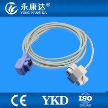 Criticare 506/506DXNP Pediatric Soft Tip Spo2 Sensor, 6pins