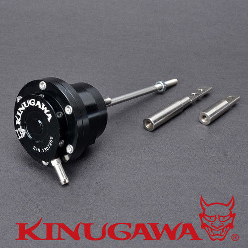 Kinugawa Adjustable Turbo Wastegate Actuator 84~157 mm 1.0 Bar / 14.7 Psi цена 2017