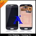 Frete grátis + rastreamento não . 100% teste original para Samsung Galaxy Ace 4 SM-G357 G357 G357FZ LCD digitador assembléia branco / cinza