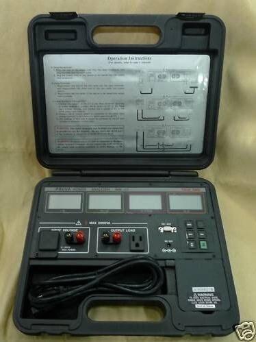 TES WM-01 WM01 анализатор мощности Datalogger, Ture Arm AC& DC W/PF/V/A запись данных с интерфейсом RS232