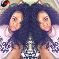 7A Glueless Full Lace Human Hair Wigs Losse Curly Brazilian Virgin Hair Lace Front Wig Human Hair Lace Front Wigs Black Women
