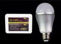 Mi Light 2 4G Wireless Wifi RGB CW RGB WW LED Lamp AC85 265V E27 9W