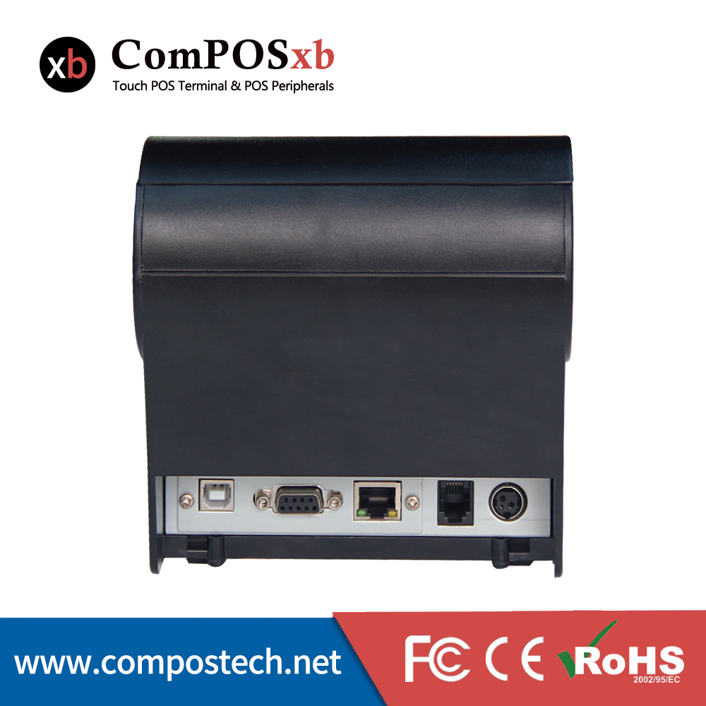 80mm pos thermal printer, pos printer for pos machine and cash register pos80250