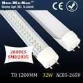 T8 led tube 1200MM 20W AC85-265V 288 led chips/pcs SMD2835, 20PCS/Lot, warranty 2 years SMTB-14-12B