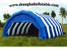 2016 muti-functional portable colorful inflatable arch tent for trade show/ camping tent /inflatable event tent