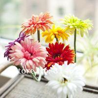 искусственный цветы / искусственный цветы китай / искусственный гербера