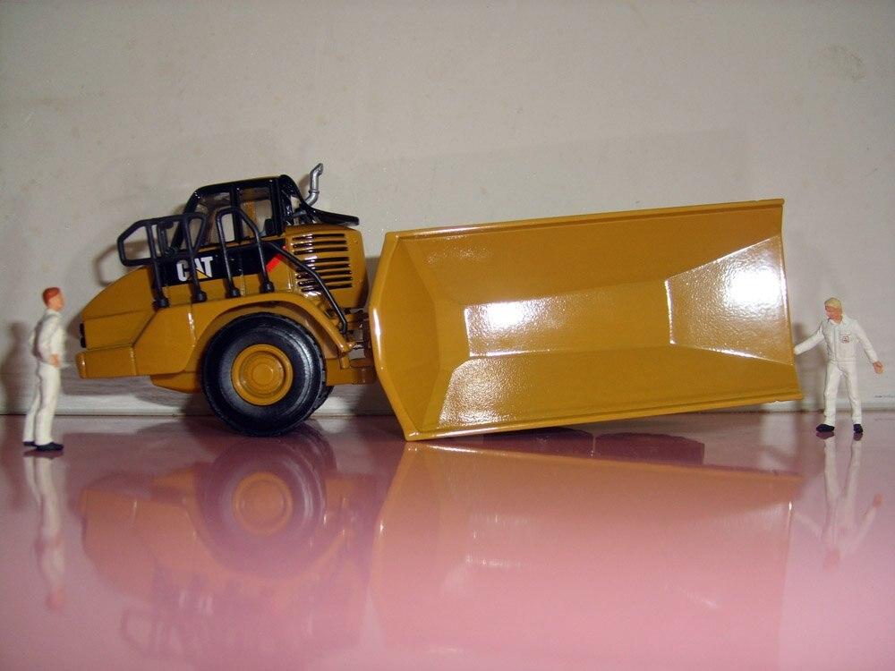NORSCOT 55073 1:50 CAT725 шарнирный грузовик игрушка