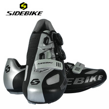 SIDEBIKE Breathable Road Bike Shoes Cycling Sneakers Men Zapatos Zapatillas Ciclismo Bicicleta Carretera Chaussure Velo Route