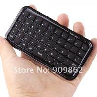 беспроводная связь Bluetooth 3.0 беспроводная клавиатура для нового iPad 3 и iPhone 4 и 4S планшет шт. HTC и samsung на смартфон