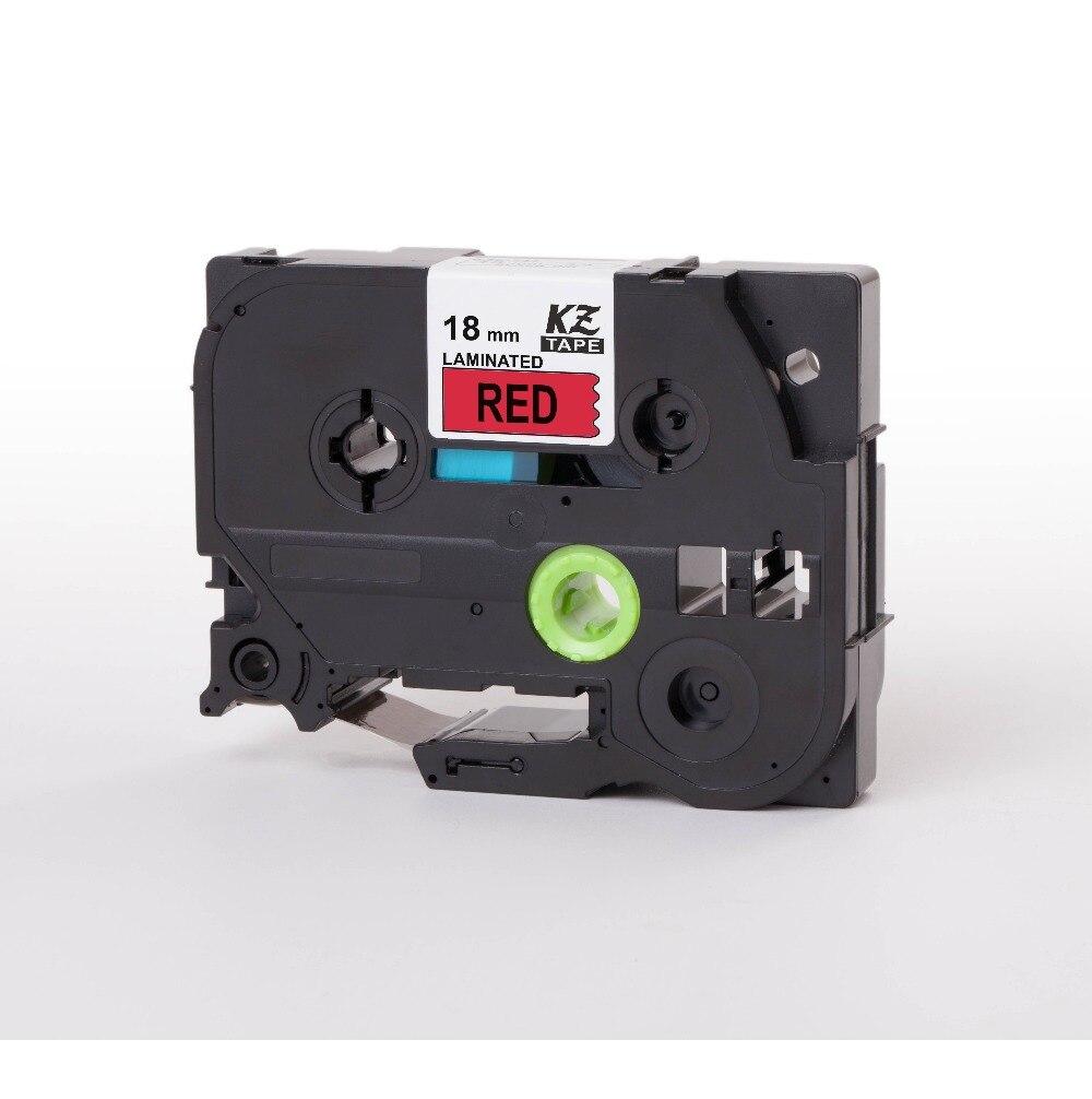 40PCS TZ441 TZ-441 TZe441 18mmx8m YOKO Brand compatible brother P touch tz tape label cartridge