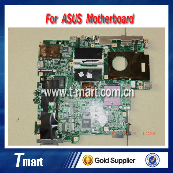 ФОТО 100% Original for ASUS F3L laptop motherboard good condition working perfectly