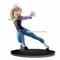 Dragon Ball Z Action Figure Android 18 Lazuli PVC Figure 180MM Dragon Ball SC Lazuli Model