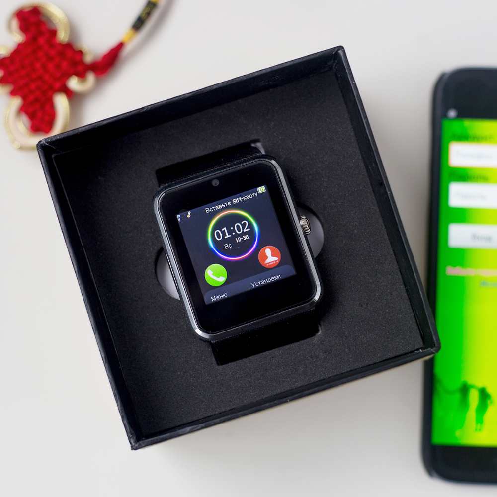 Бюджетные часы Smart Watch С Алиэкспресс