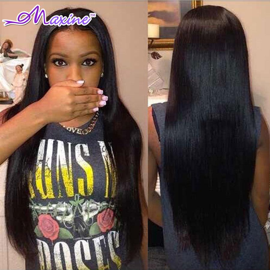 Maxine Hair Products 3pcs Lot Brazilian Straight Unprocessed Virgin Weave Bundles Milky Way Human On Aliexpress Alibaba