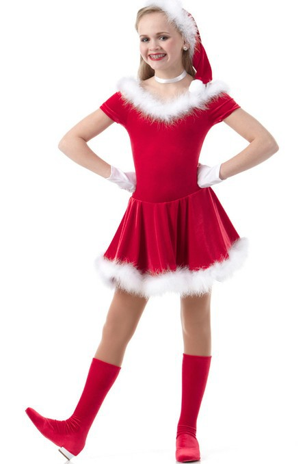 Aliexpress.com : Buy New! Kid Christmas party perform costume 3 ...