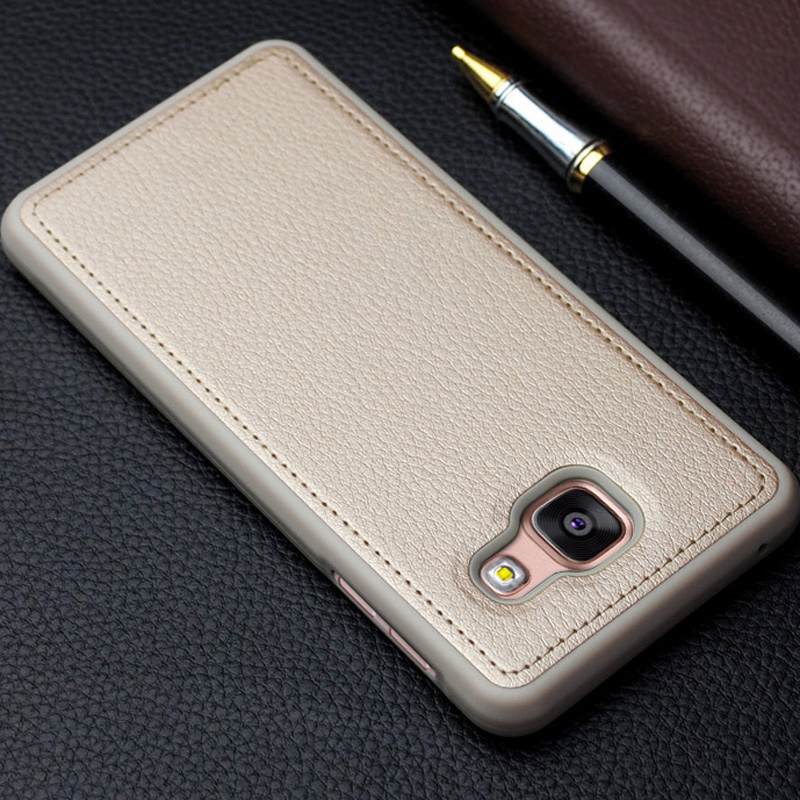 For Samsung Galaxy A3 2016 Case Silicon For Samsung J5 2016 A5 Case Leather For Samsung Galaxy A3 2016 Case J5 Cover