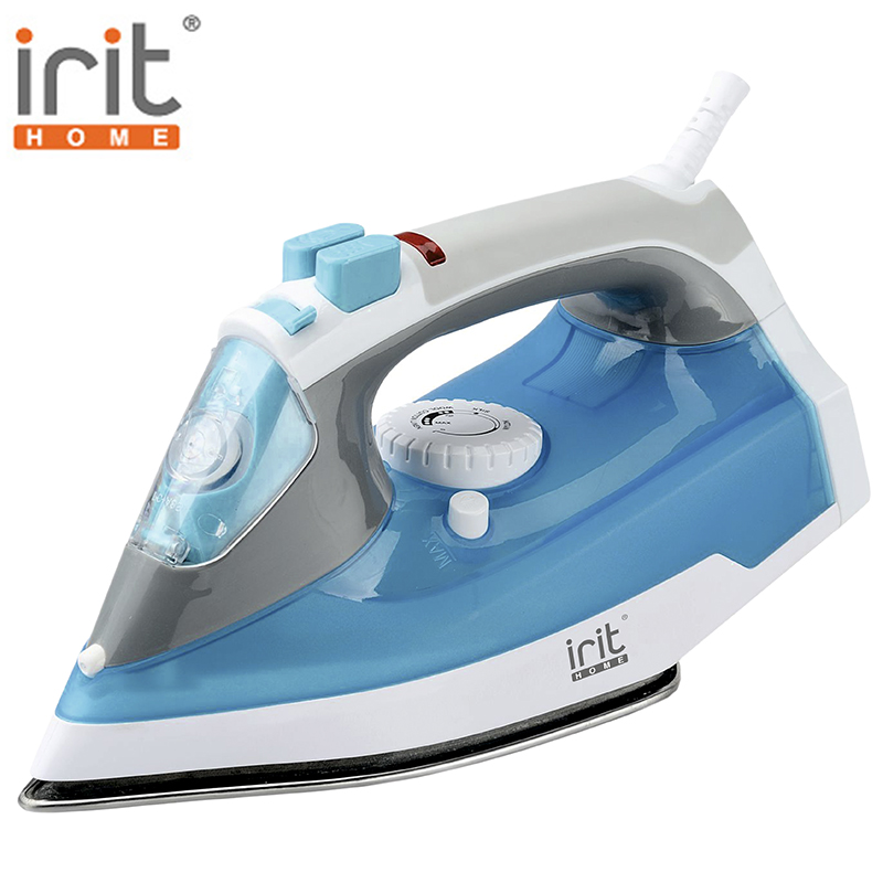 IR-2228 Steam Iron 2200W Dry ironing function Self-cleaning function Adjustable control thermostat