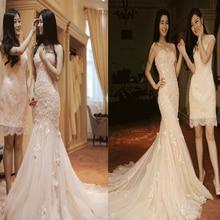 LBKKC DRESSES Mermaid Wedding Dresses Bride Dress
