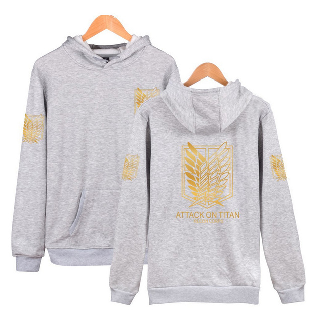 AOT WING OF LIBERTY HOODIES (6 COLORS)