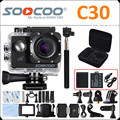 C30 SOOCOO NTK96660 4 K Wifi Action Camera Mergulho Gyro 20MP 1080 P/60FPS Full HD 170 Graus À Prova D' Água 30 m Mini Action Sports Cam
