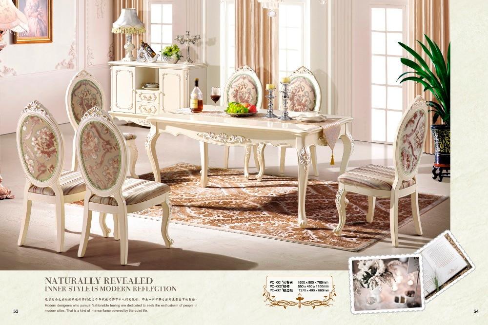 mesas de comedor sillas