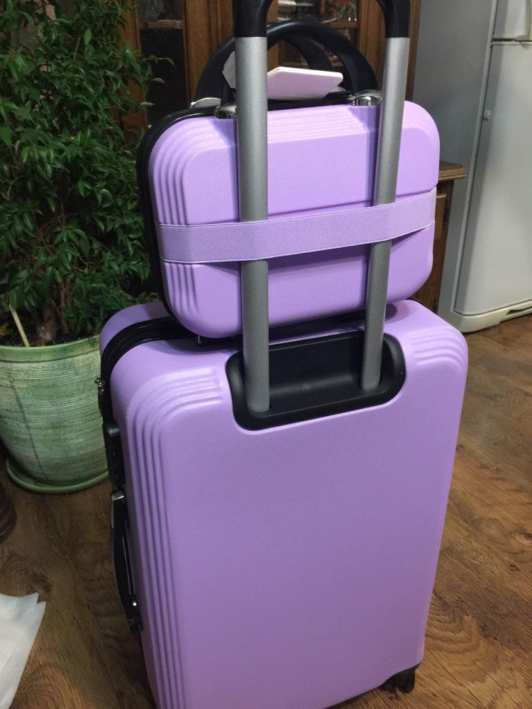 Чемодан и сумка для косметики — дорожный набор за 4337 руб. с Алиэкспресс