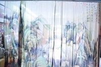 индивидуальные готовые само окно занавес-пелерина-дверная уникальный художественный стиль бесплатная доставка