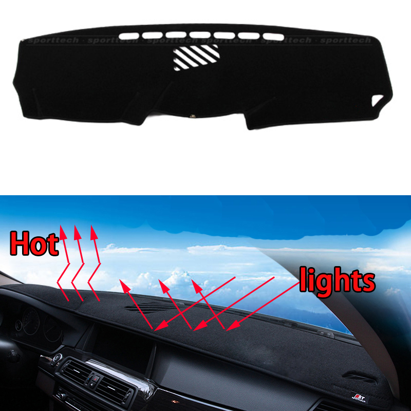 Car dashboard Avoid light pad Instrument platform desk cover Mats Carpets for Lexus IS250 IS300 IS350 NX300 NX200 GX460 GX400 learning carpets us map carpet lc 201